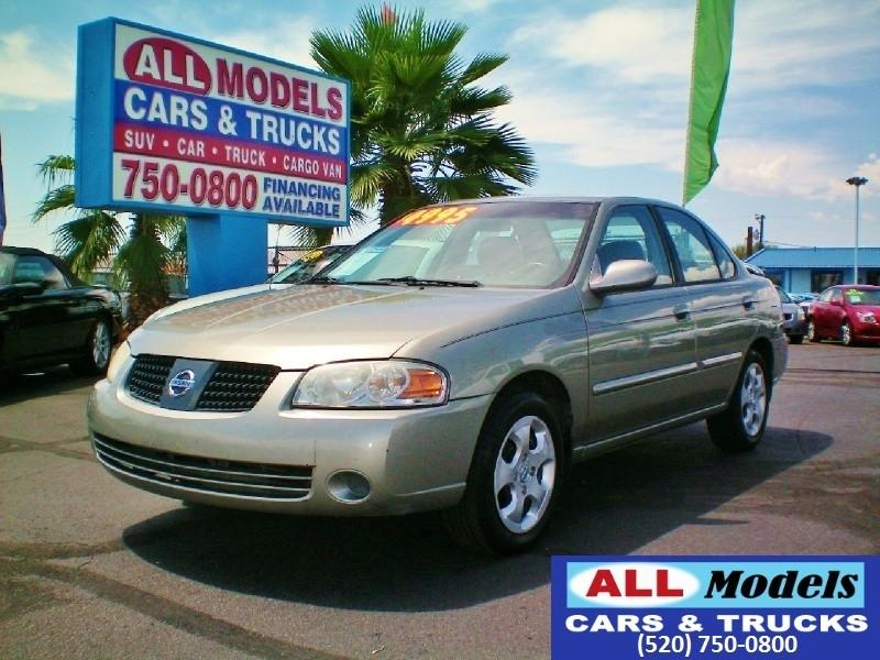 2004 Nissan Sentra 4dr Sdn 18 S Auto ULEV   2004 Nissan Sentra 18 S Sedan 4D  VIN 3N1CB51