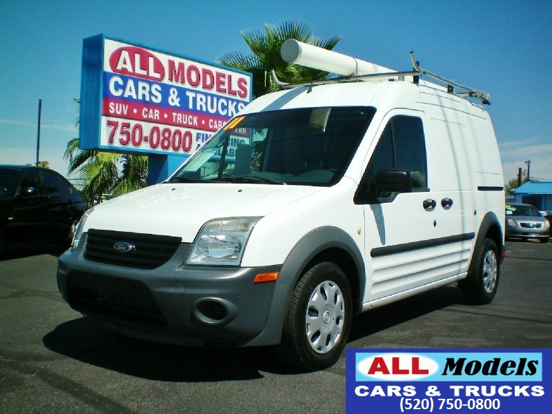 2011 Ford Transit Connect 1146 XL wo side or rear door g   2011 Ford Transit Connect Cargo