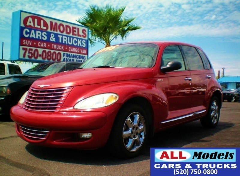 2005 Chrysler PT Cruiser 4dr Wgn Limited 2005 Chrysler PT Cruiser Limited Turbo Sport Wagon VIN