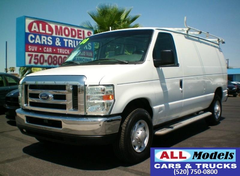 2008 Ford Econoline Cargo Van E-250 Commercial  2008 Ford E250 Cargo Van 3D  VIN 1FTNE24W98