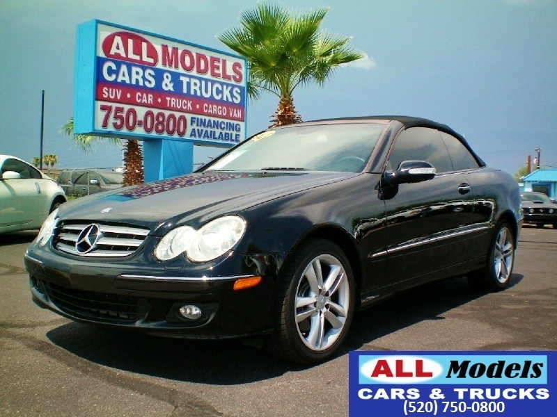 2007 Mercedes CLK-Class 2dr Cabriolet 35L  BEST PRICE IN ARIZONA  PRICED TO SALE  2007 Merc