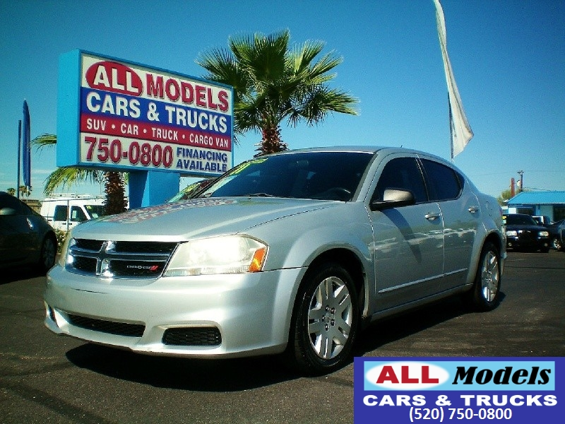 2011 Dodge Avenger 4dr Sdn Express  2011 Dodge Avenger Express Sedan 4D  VIN 1B3BD4FB0BN52098