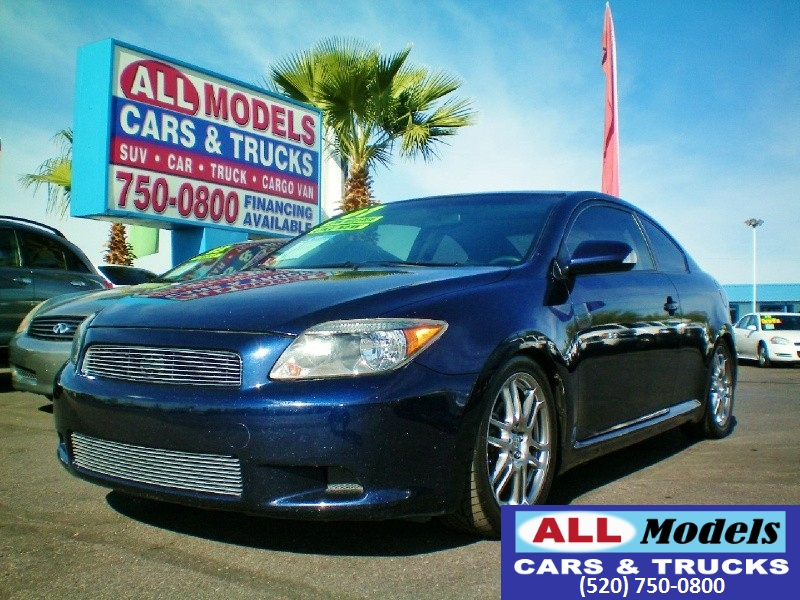 2007 Scion tC 3dr HB Auto  2007 Scion tC Hatchback Coupe 2D  Low Mileage 60K  VIN J