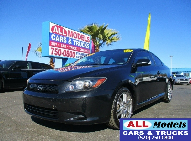 2010 Scion tC 2dr HB Man Release Series 60  2010 Scion tC Hatchback Coupe 2D  VIN JTKDE3B75A