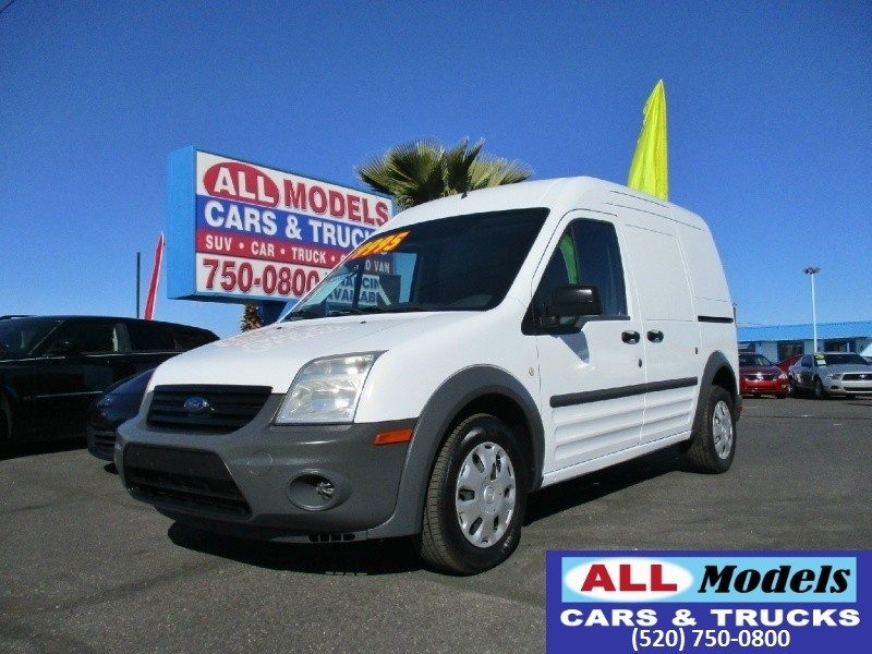 2010 Ford Transit Connect 1146 XL wo side or rear door g  2010 Ford Transit Connect Cargo XL