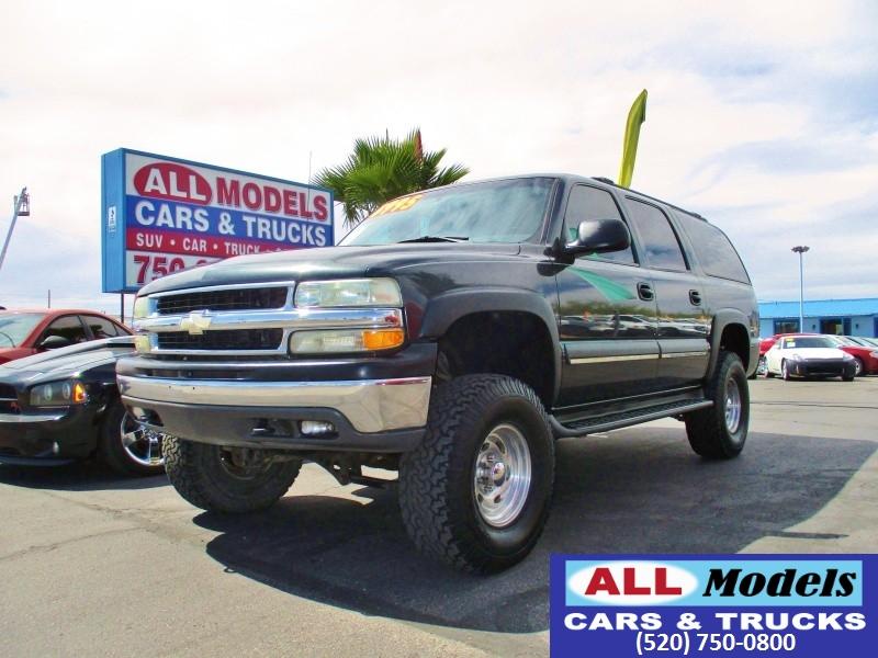 2003 Chevrolet Suburban 4dr 1500 4WD LS  2003 Chevrolet Suburban 1500 LS Sport Utility 4WD Lifte