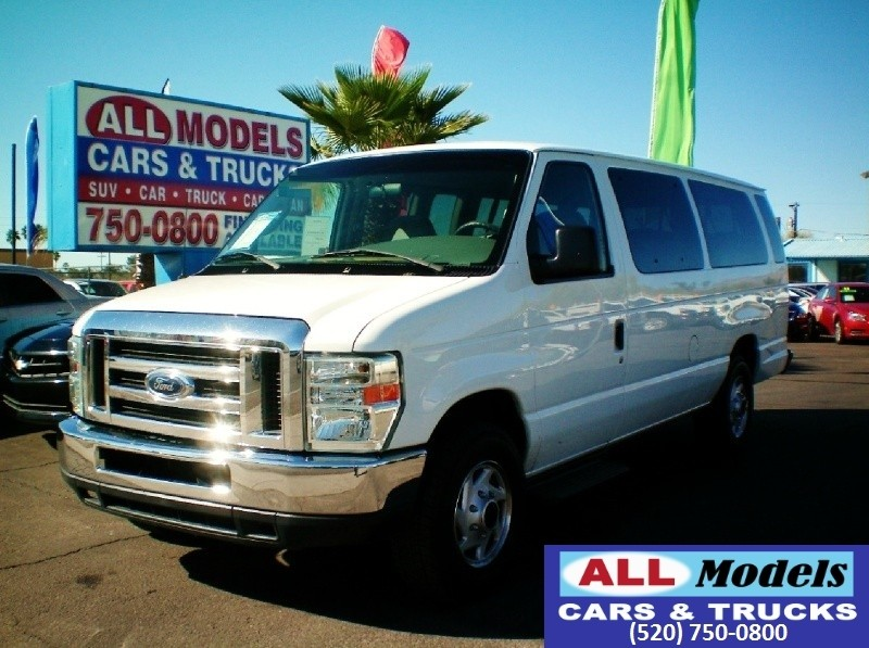 2008 Ford Econoline Wagon E-350 Super Duty Ext XLT 2008 Ford Econoline Super Duty XLT Extended