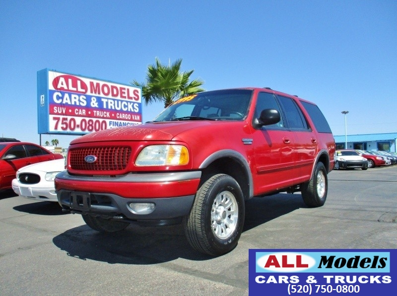 2000 Ford Expedition 119 WB XLT 4WD  2000 Ford Expedition Sport Utility 4WD   VIN 1FMFU16LX