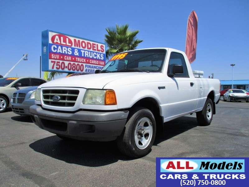 2003 Ford Ranger Reg Cab 23L XL 2003 Ford Ranger Regular Cab XL Pickup   VIN 1FTYR10D33TA103