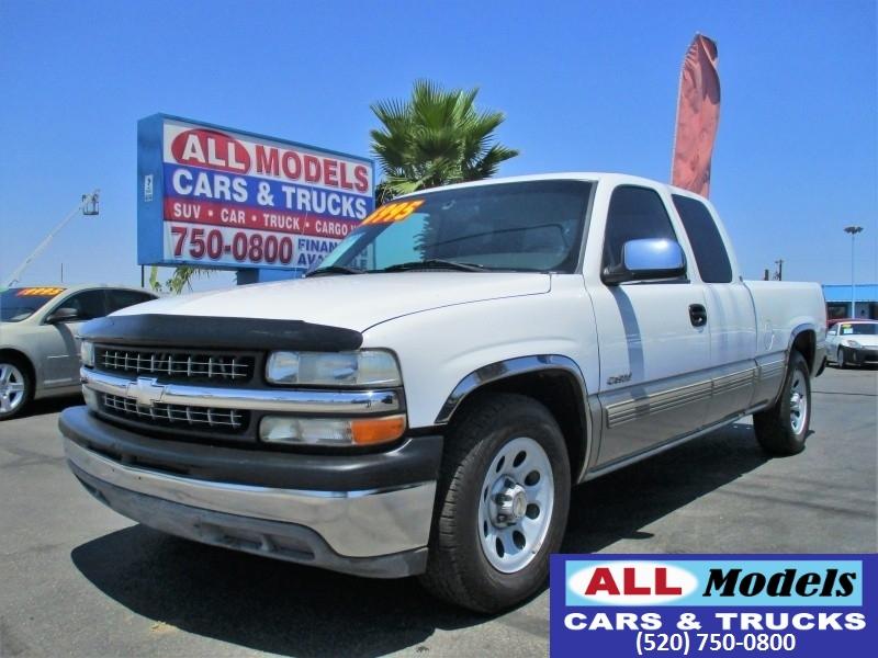 2001 Chevrolet Silverado 1500 Ext Cab 1435 WB LS    2001 Chevrolet Silverado 1500 LS