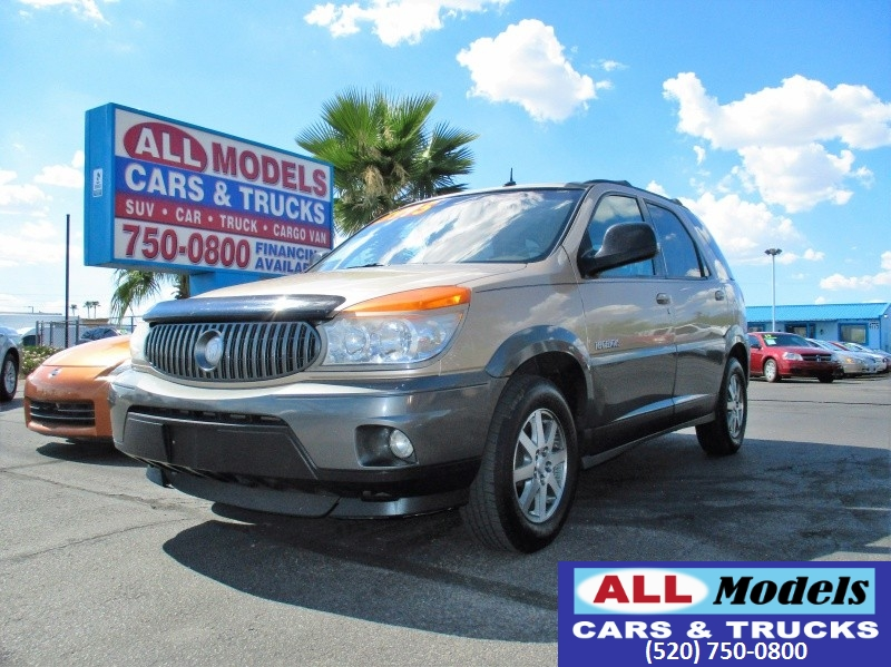 2003 Buick Rendezvous CX AWD   2003 Buick Rendezvous CX Sport Utility    VIN 3G5DB03E03S