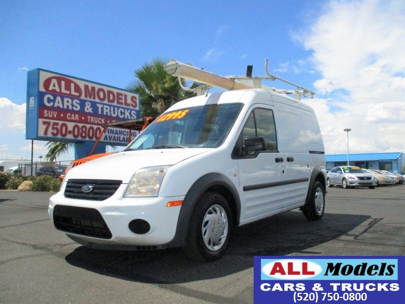 2012 Ford Transit Connect 1146 XLT wo side or rear door   2012 Ford Transit Connect Cargo XL