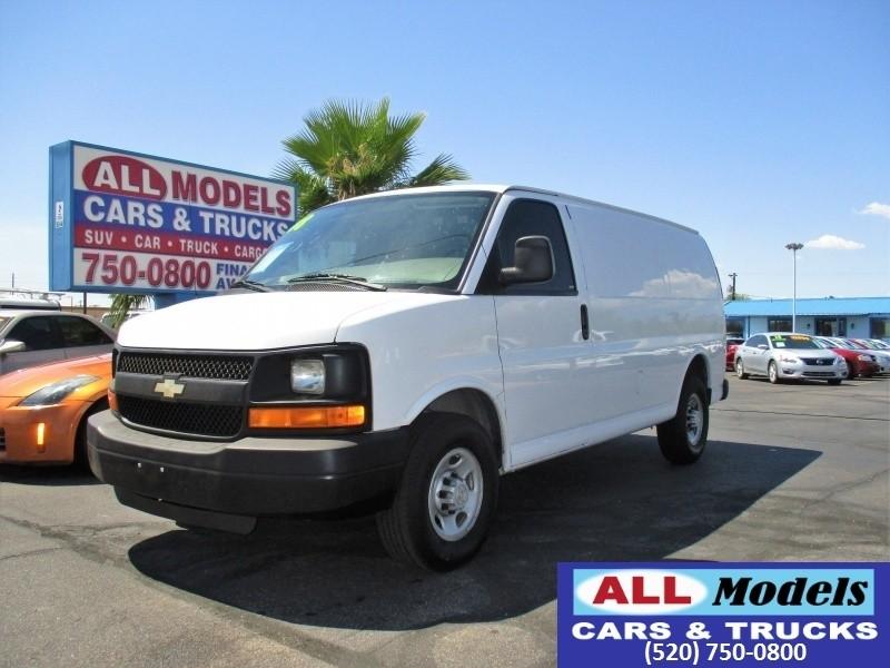 2008 Chevrolet Express Cargo Van RWD 2500 135    2008 Chevrolet Express 2500 Cargo Van