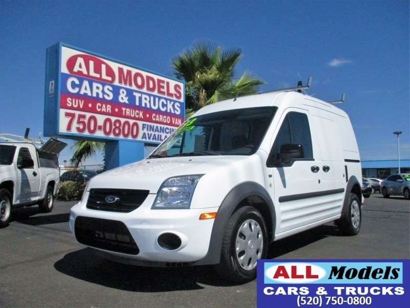 2013 Ford Transit Connect 1146 XLT wo side or rear door   2013 Ford Transit Connect Cargo XL