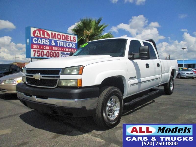 2007 Chevrolet Silverado 2500HD 2WD Crew Cab Work Truck   2007 Chevrolet Silverado 2500 HD C