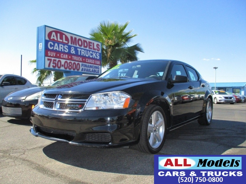 2013 Dodge Avenger 4dr Sdn SE   Military Discounts   2013 Dodge Avenger SE Sedan 4D