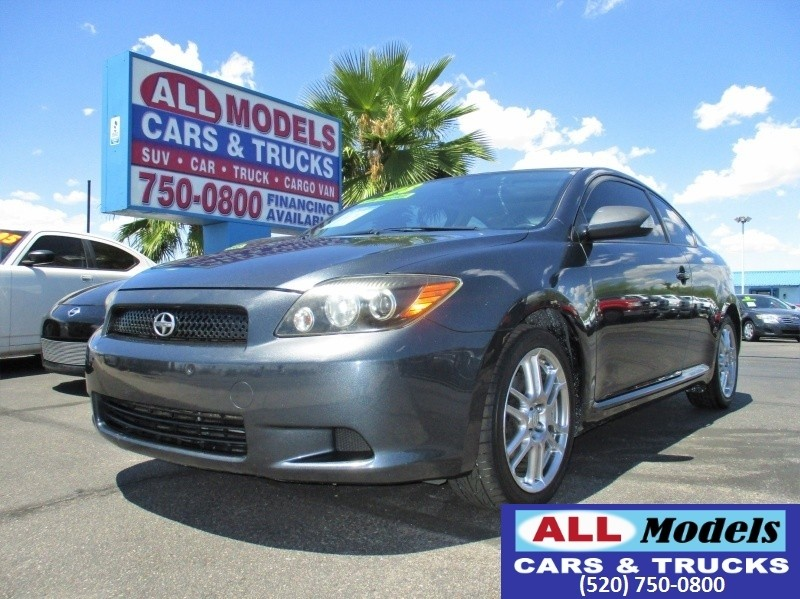 2008 Scion tC 2dr HB Auto Spec Natl   2008 Scion tC Hatchback Coupe 2D    VIN JTKDE167