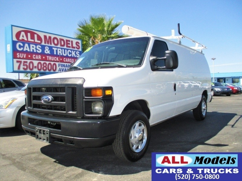 2008 Ford Econoline Cargo Van E-150 Commercial   2008 Ford Econoline E-150   Commercial