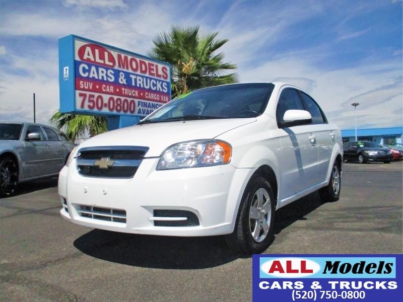 2011 Chevrolet Aveo 4dr Sdn LT w1LT  2011 Chevrolet Aveo LT Sedan 4D     VIN KL1TD5DE8