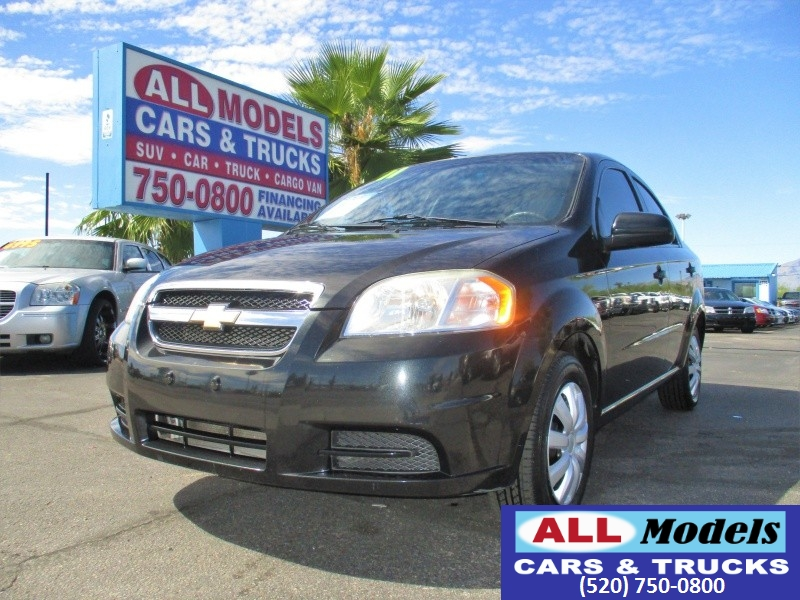 2011 Chevrolet Aveo 4dr Sdn LT w1LT   2011 Chevrolet Aveo LT Sedan 4D    VIN KL1TD5DEX