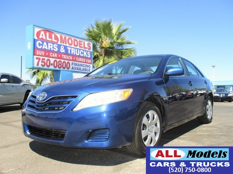 2011 Toyota Camry 4dr Sdn I4 Auto LE Natl   2011 Toyota Camry LE Sedan 4D     VIN 4