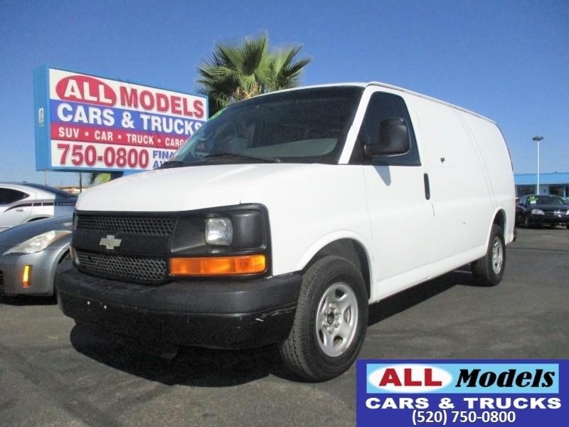 2005 Chevrolet Express Cargo Van 1500 135 WB RWD 2005 Chevrolet Express 1500 Cargo V6 43 Liter