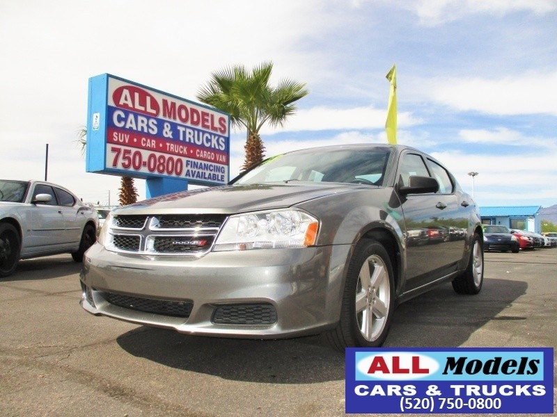 2013 Dodge Avenger 4dr Sdn SE   2013 Dodge Avenger SE Sedan   DISCOUNT for CAH