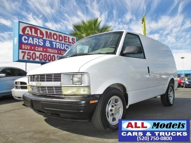 2004 Chevrolet Astro Cargo Van 1112 WB RWD  2004 Chevrolet Astro Cargo Minivan    VIN 1