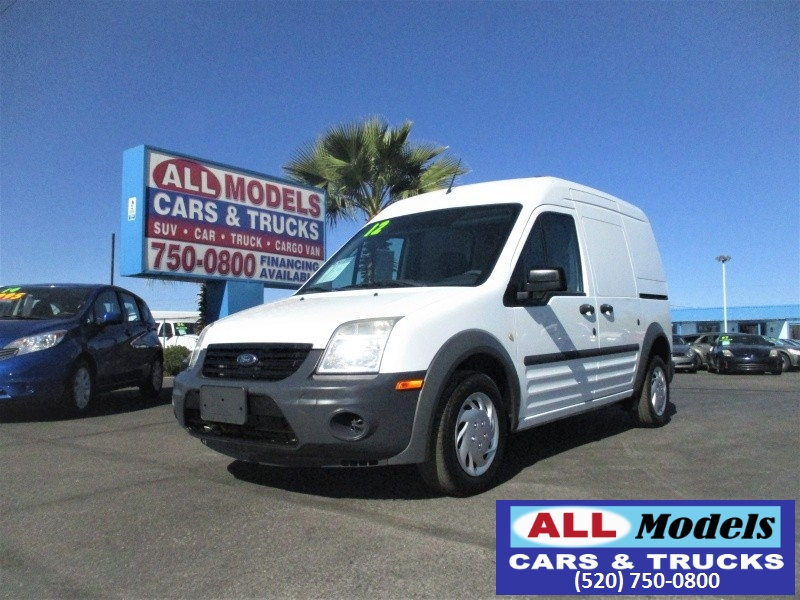2012 Ford Transit Connect 1146 XLT   2012 Ford Transit Connect XL Cargo Van 4D    Disc