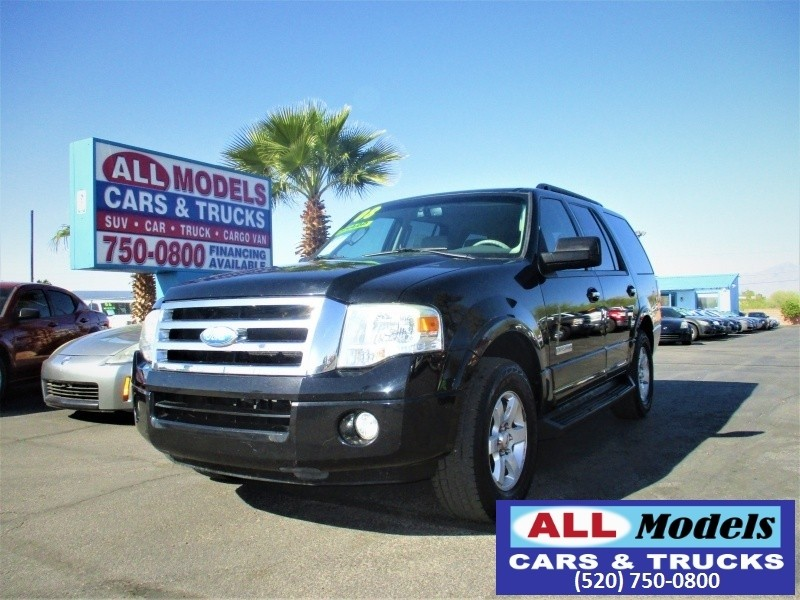 2008 Ford Expedition 2WD 4dr XLT   2008 Ford Expedition XLT Sport Utility 4D    VIN 1FMF