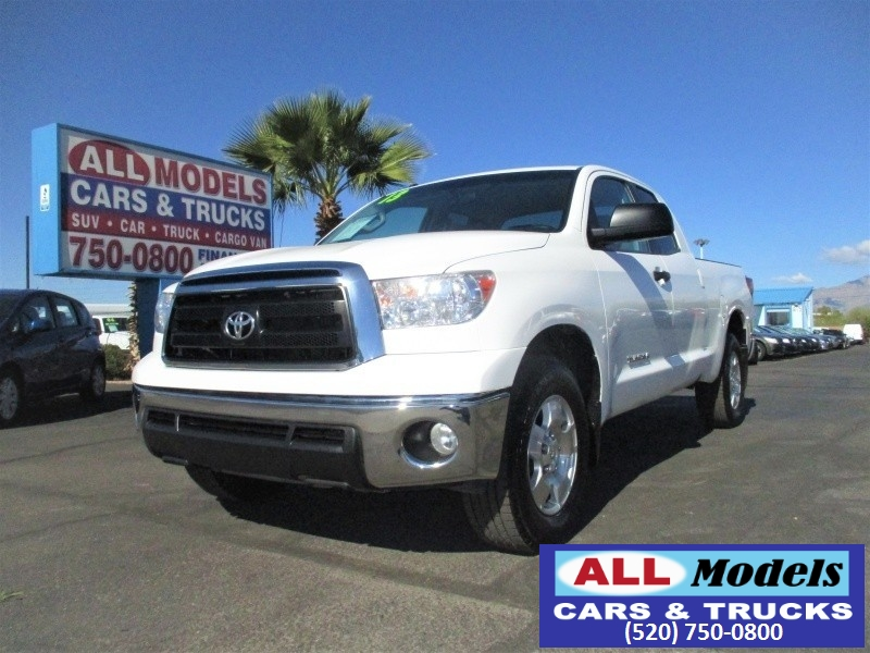 2013 Toyota Tundra 2WD Truck Double Cab 46L V8 6-Spd AT Nat   2013 Toyota Tundra Double Cab