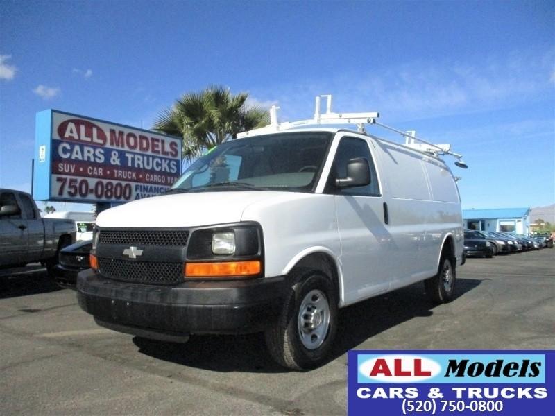 2009 Chevrolet Express Cargo Van RWD 2500 135   2009 Chevrolet Express 2500 Cargo Van 3D