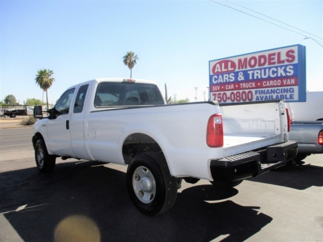 2007 Ford Super Duty F-350 SRW 4WD SuperCab 158