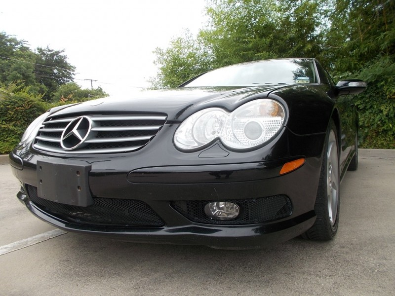 2004 mercedes benz sl class sl500 for sale cargurus for Mercedes benz of arlington used cars