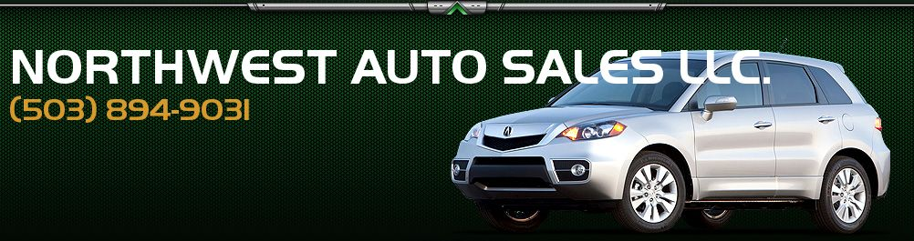 NORTHWEST AUTO SALES LLC.. (503) 894-9031