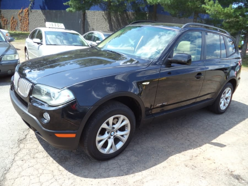 2009 bmw x3 awd 4dr 30i cars - kensington, ct at geebo