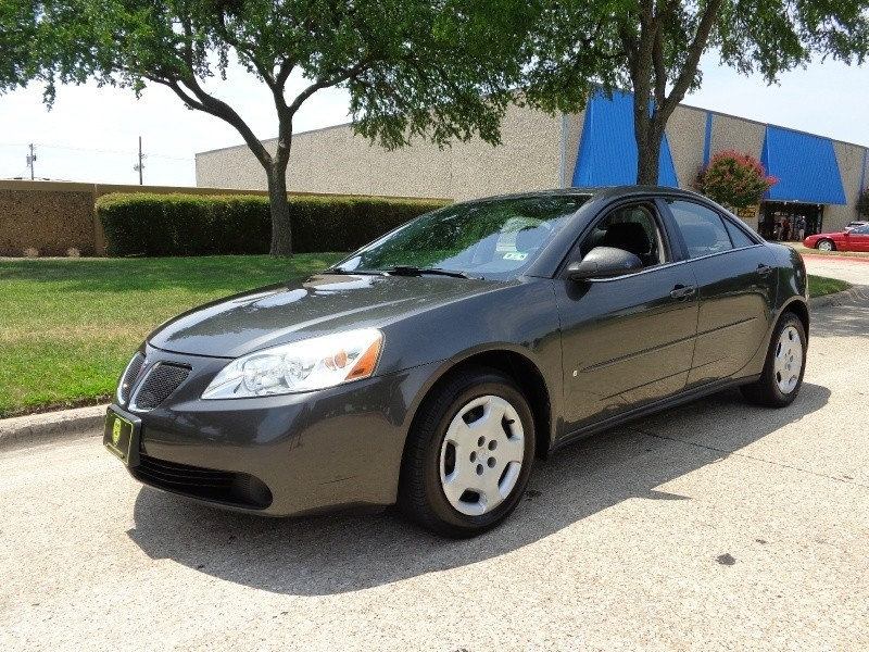 2007 Pontiac G6 1SV Value Leader NEW ARRIVAL This 2007 Pontiac G6 4dr Sdn 1SV Value Leader looks g