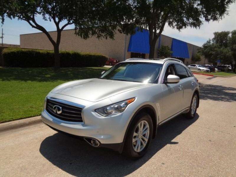 2012 Infiniti FX35 RWD 4dr -CARFAX ONE OWNER- PRICED BELOW MARKET THIS FX35 WILL SELL FAST This