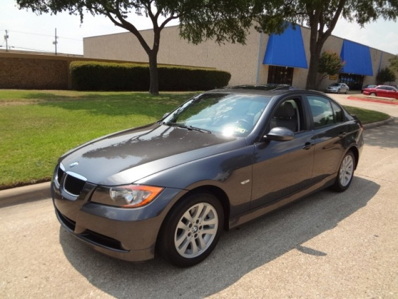 2007 BMW 3 Series 328i -CARFAX ONE OWNER- PRICED BELOW MARKET THIS 3 Series WILL SELL FAST Thi