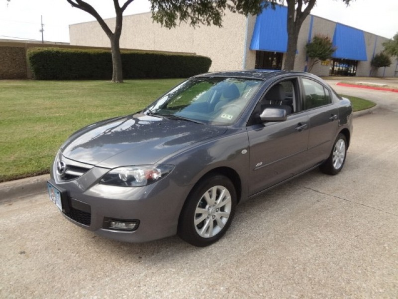 2008 Mazda Mazda3 4dr Sdn Auto s Sport Ltd Avail NEW ARRIVAL This 2008 Mazda MAZDA3 looks great