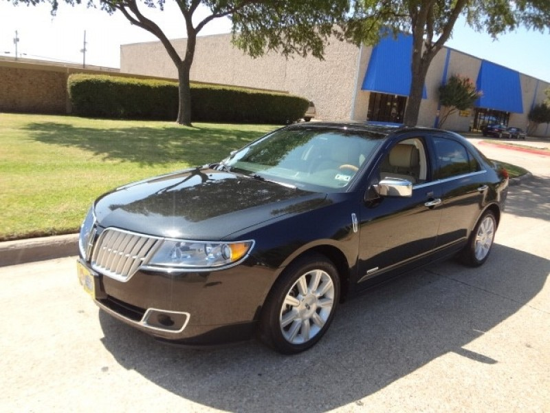 2011 Lincoln MKZ Hybrid -CARFAX ONE OWNER- PRICED BELOW MARKET THIS MKZ WILL SELL FAST This 2011