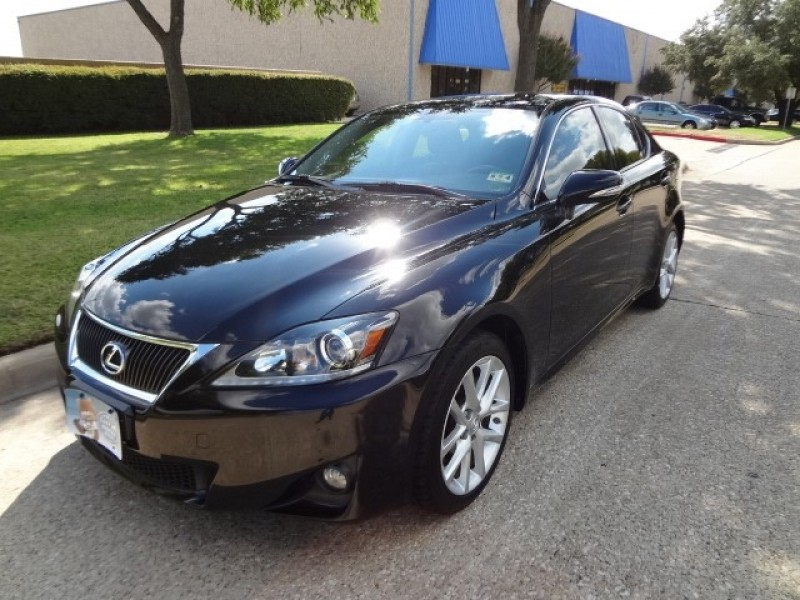2011 Lexus IS 250 4dr Sport Sdn Auto AWD -CARFAX ONE OWNER- PRICED BELOW MARKET THIS IS 250 WIL