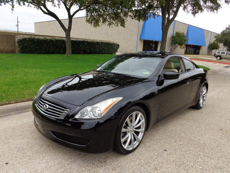 2008 Infiniti G37 Coupe 2dr Base NEW ARRIVAL PRICED BELOW MARKET THIS G37 Coupe WILL SELL FAST