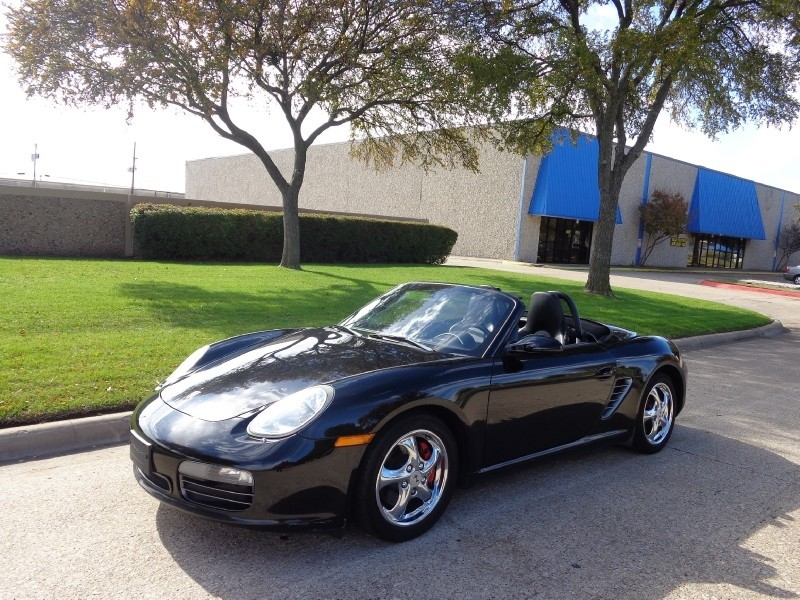 2006 Porsche Boxster S Priced Below the Market This 2006 Porsche Boxster 2dr Roadster S has a grea