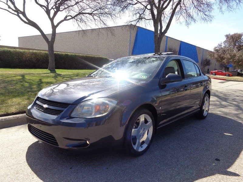 2008 Chevrolet Cobalt 4dr Sdn Sport 24 ENGINE LEATHER HTD SEATS SS WHEELS SUNROOF XM RADIO PIONEER