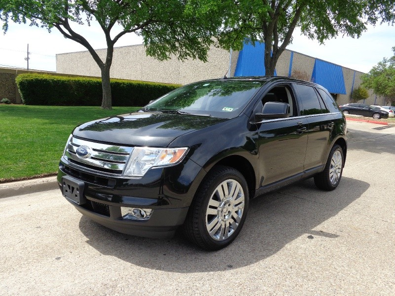2010 Ford Edge 4dr Limited FWD Black Black 97697 miles Stock A22990 VIN 2FMDK3KC6ABA22990