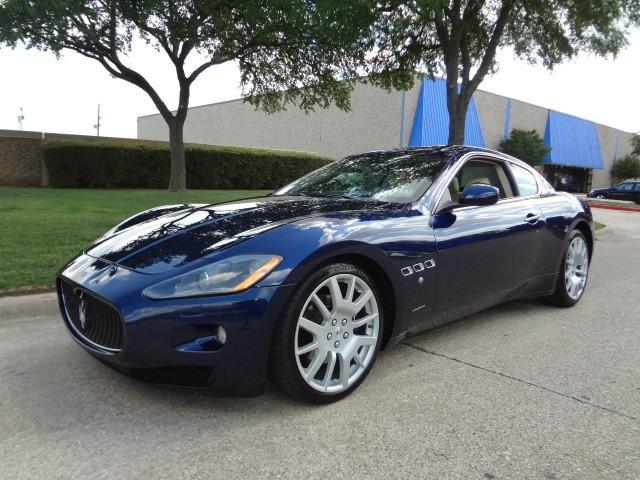 2010 Maserati GranTurismo 2dr Cpe GranTurismo 2010 MASERATI GRAN TURISMO 42L V-8 GORGEOUS COLOR