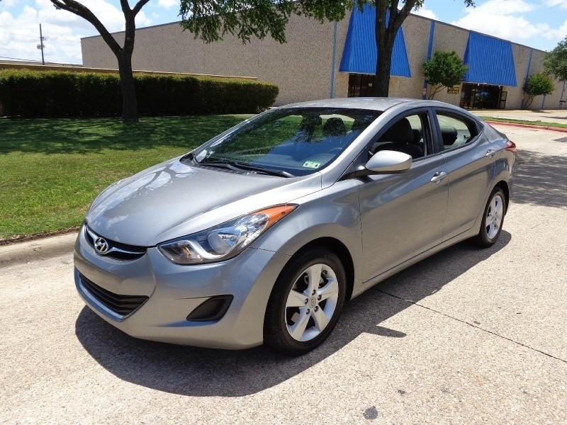 2011 Hyundai Elantra 4dr Sdn Auto GLS Ltd Avail WWWDALLASPREOWNEDCOM Gray Gray 45251 miles