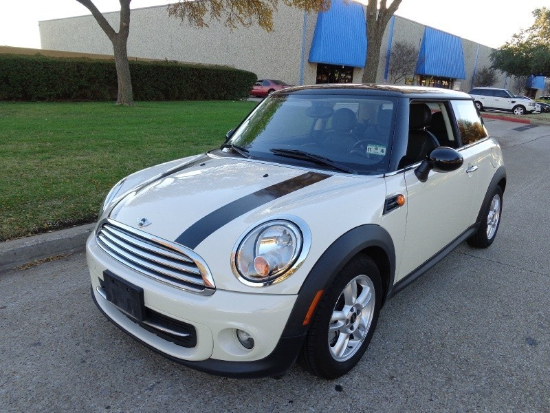 2012 Mini Cooper Hardtop Please visit us online at WWWDALLASPREOWNEDCOM or call us at 866-529-35