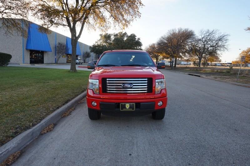2012 Ford F-150 WWWDALLASPREOWNEDCOM Red Black 39861 miles Stock A40339 VIN 1FTEX1CM7CFA403